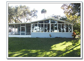 Glass Rooms Sunrooms Florida Room Edgewater Daytona